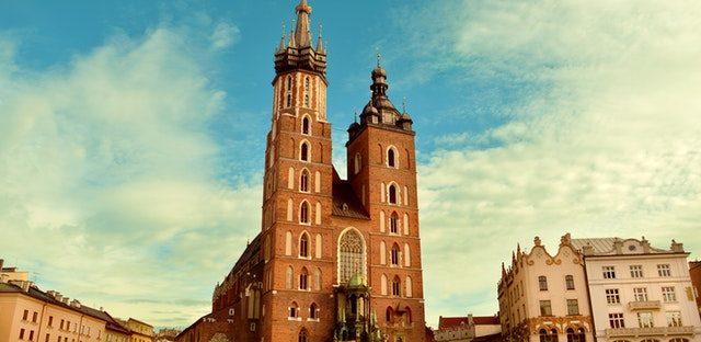 Kościół w Krakowie