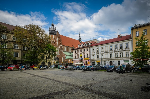 Dzilnica Kazimierz, Rynek